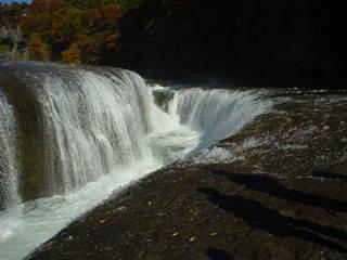 吹割の滝本体